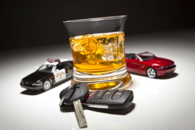 пьяное вождение