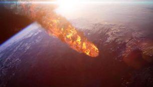 Ученые: 25 ноября на Землю упадет метеорит «Джулия».