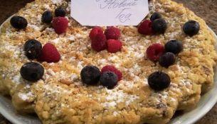 «Вкусный Новый год»: участник №7 - творожный пирог «Крошка»