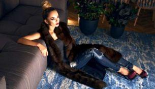 Фото: Модные женские дубленки
