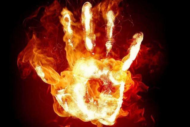 Пенсионер погиб на пожаре в Пинском районе - фото