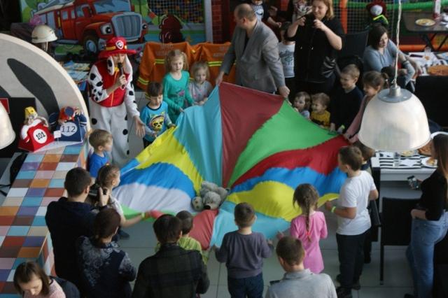 Имиджевый объект для детей в Пинске - фото.