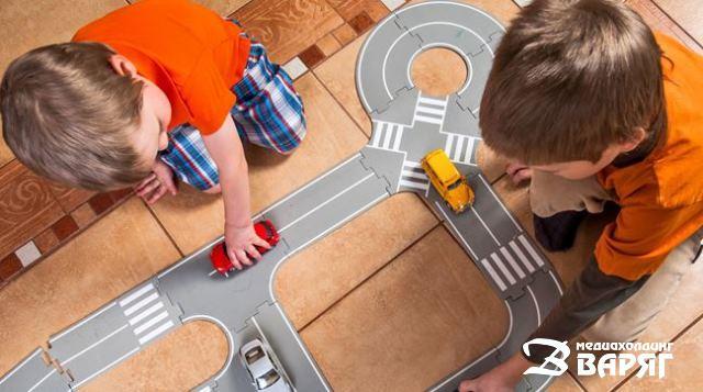 безопасность детей - фото