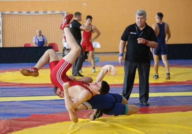 Первенство Беларуси по греко-римской борьбе в Лиде, 15-17 марта - фото.