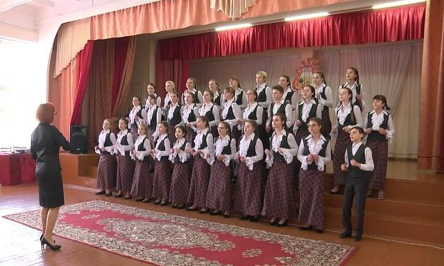 Хор гимназии №2 Пинска - фото.