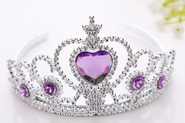 Корона для девочки - фото.