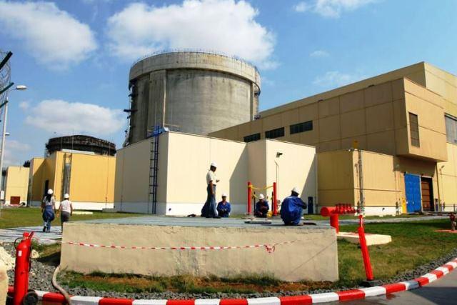 Авария на АЭС в Румынии - фото
