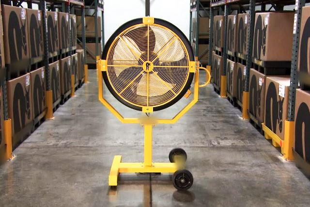 Промышленные вентиляторы белорусского производства - фото