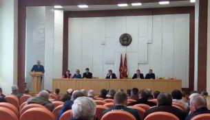 Развитие предпринимательства обсудили на рабочей встрече в Пинском горисполкоме - фото