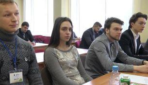Участники Pinsk Invest Weekend-9, конкурса стартапов в ПолесГУ - фото.
