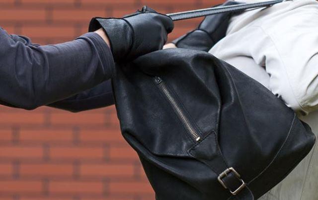 пинчанин, подозреваемый в совершении грабежа - фото