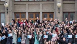 """Участники проекта """"Студент БГУ на неделю"""" - фото"""