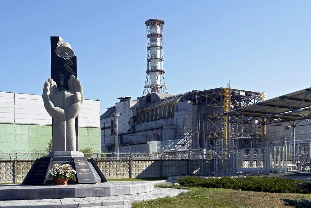 32 года назад произошла трагедия на Чернобыльской АЭС - фото