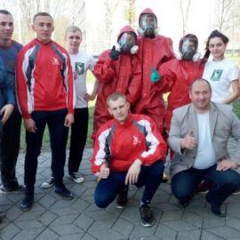 Студенты ПолесГУ - фото