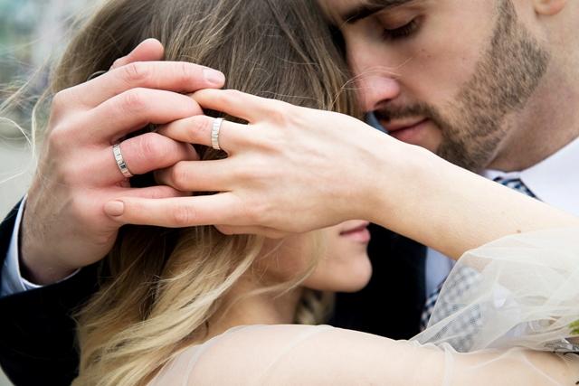 Обручальные кольца - фото