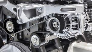 Автомобильный генератор - фото