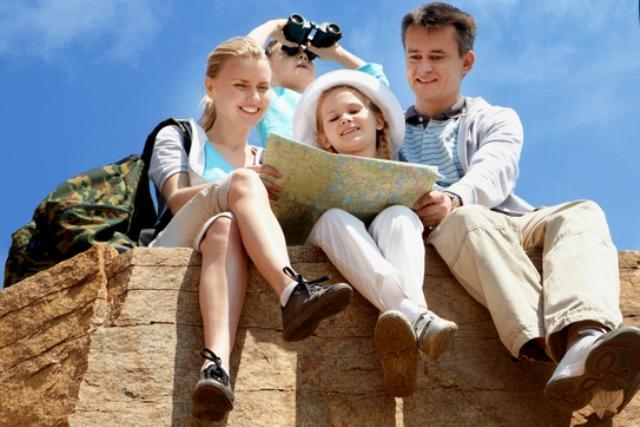 Идеи для семейного путешествия - фото