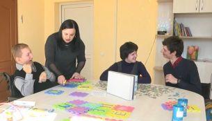 Отделение дневного пребывания инвалидов в ТЦСОН Пинска - фото.