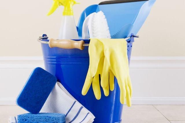профессиональная уборка офисов - фото