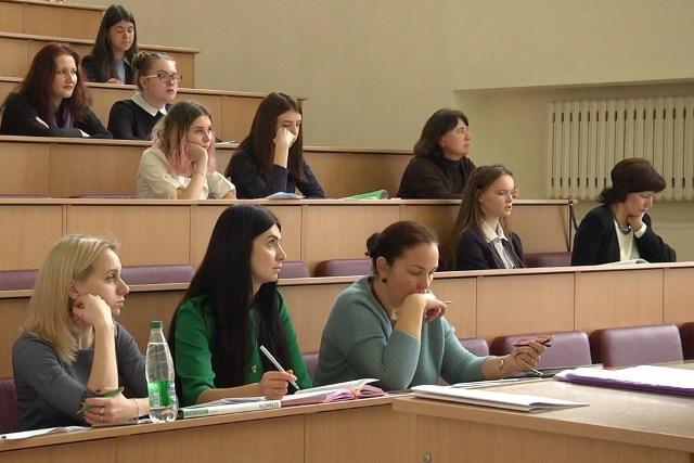 Международная молодежная конференция «Научный потенциал молодежи - будущее Беларуси» в Пинске - фото