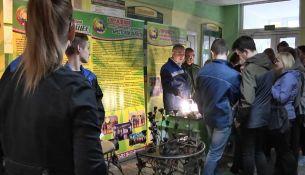 День профориентации в Пинске - фото