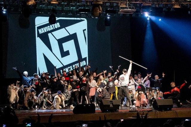 "Концерт студии танца ""Навигатор"" - фото"