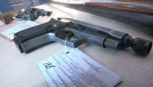В Пинске зарегистрировано более тысячи единиц оружия - фото