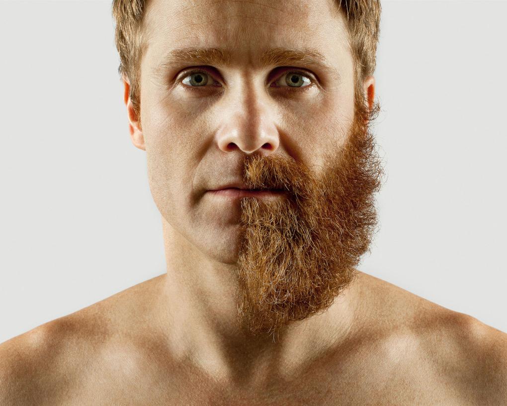Почему мужчины предпочитают носить бороду - фото