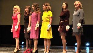 """Участницы конкурса """"Мисс медсестра-2018"""" в Пинске - фото"""
