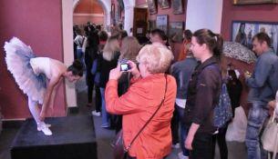 Ночь в музее-2018 в Пинске - фото