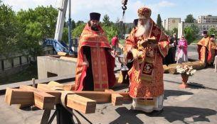 Храм в честь Святого мученика Гавриила Белостокского в Пинске - фото