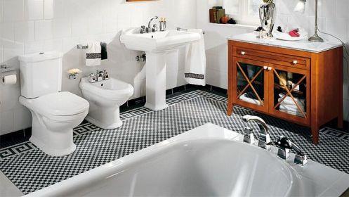 стоимость ремонта в ванной - фото