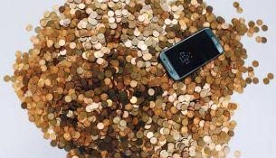 8 тысяч копеечных монет - фото