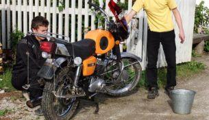 На учете МРЭО ГАИ Пинского ГОВД состоит более 8 тысяч мотоциклов - фото