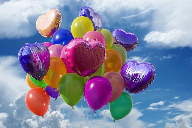 Воздушные шары - фото