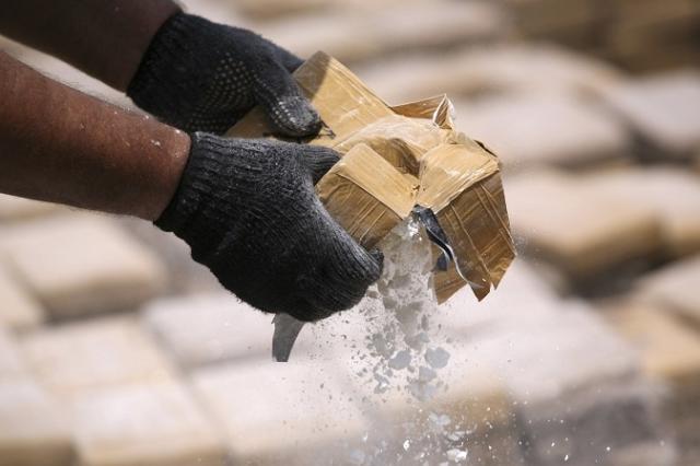 шесть тонн кокаина - фото