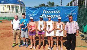 Теннисный турнир «Pinsk Open-2018» - фото