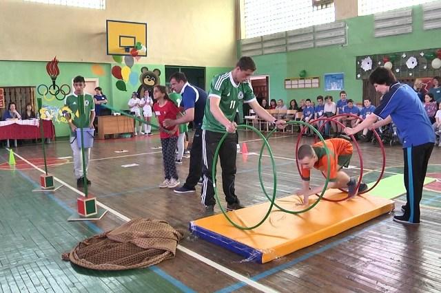 «Усе разам»: областной конкурс для детей с ограниченными возможностями состоялся в Молотковичах - фото
