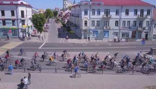 Открытие велосезона в Пинске - фото