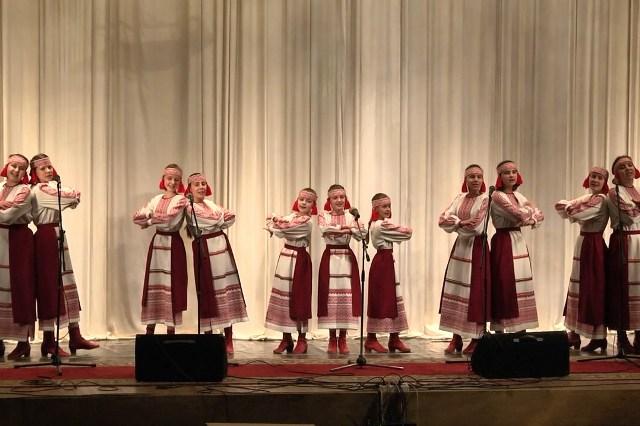 Концерт Пинской ДШИ - фото