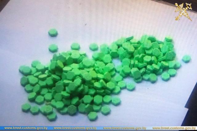 Контрабанда наркотиков - фото
