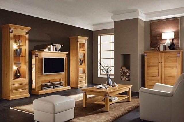 Немецкий стиль в интерьере дома - фото