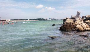 на Черном море - фото