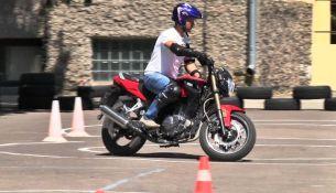 права на мотоцикл - фото
