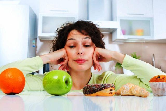 Влияние диет на женский организм - фото