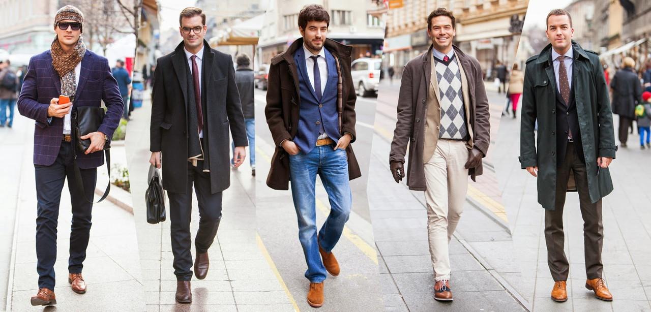 Casual – практичный стиль в мужской одежде - фото