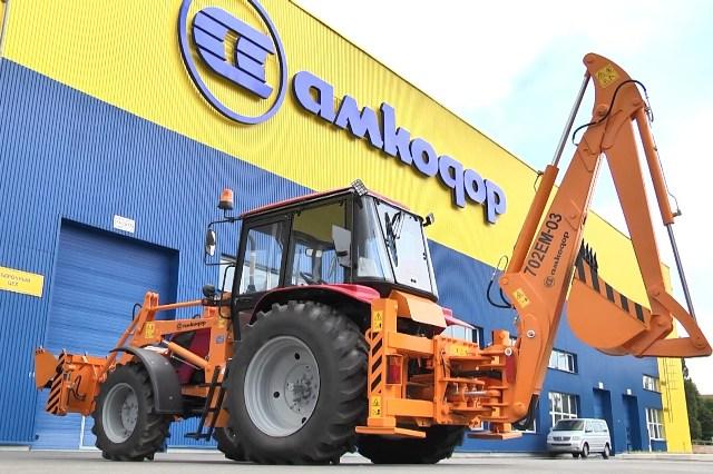 Трактор Амкодор-Пинск - фото
