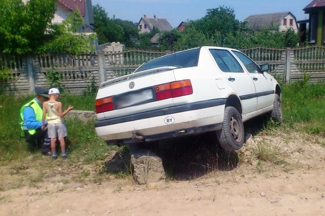 риски попасть в ДТП летом - фото
