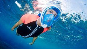 маски для подводного плавания - фото