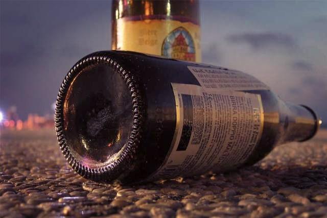 похитили пиво из магазина - фото